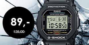 G-Shock juhlatarjous